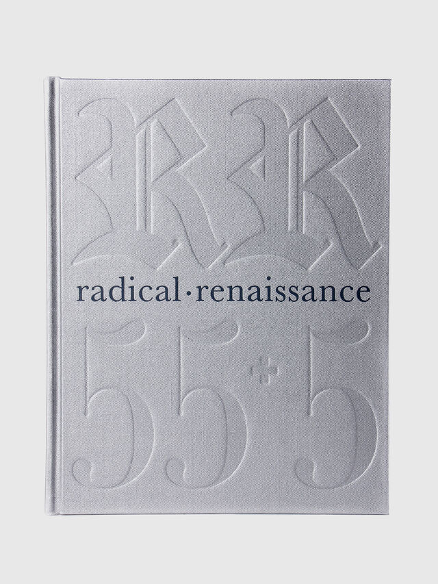 Radical Renaissance 55+5 (signed by RR), Silber