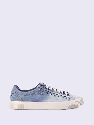 S-MUSTAVE LC W, Jeansblau