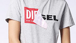Diesel Logo Damen