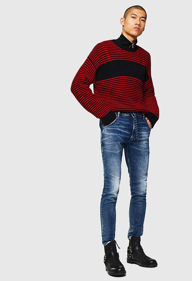 Krooley JoggJeans 0096M, Dunkelblau - Jeans