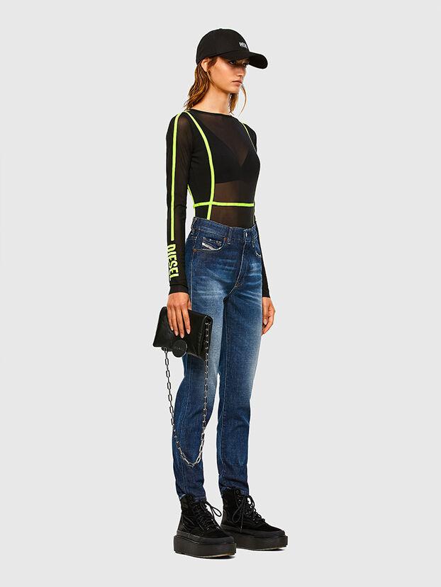 D-Joy 009ET, Mittelblau - Jeans