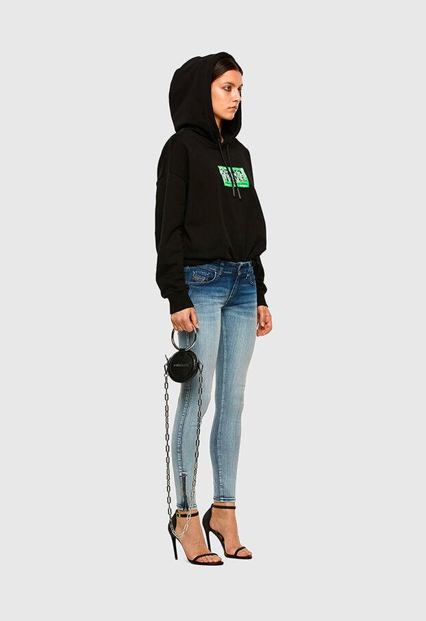 Slandy Low 009CV, Hellblau - Jeans