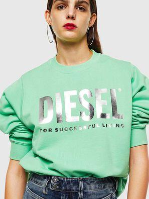 F-ANG, Neongrün - Sweatshirts