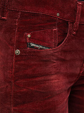 D-Ebbey 069PS, Bordeauxrot - Jeans