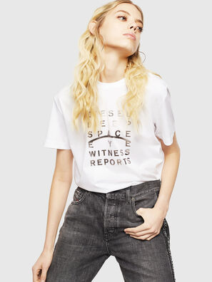 T-DIEGO-J8, Weiß - T-Shirts