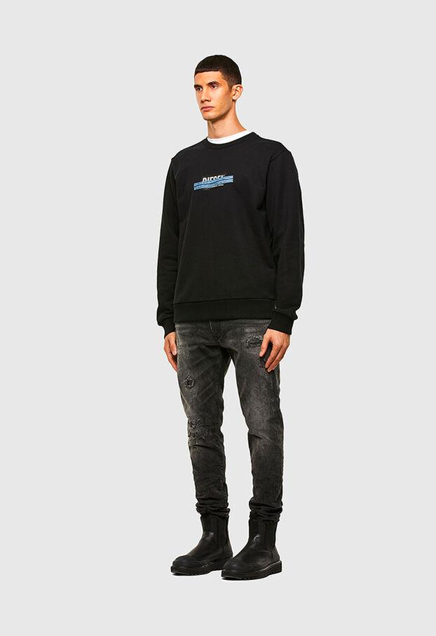 S-GIRK-N83, Schwarz - Sweatshirts