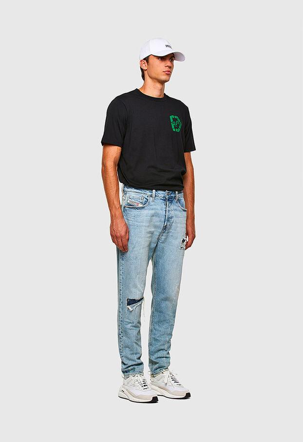 D-Vider 009JR, Hellblau - Jeans