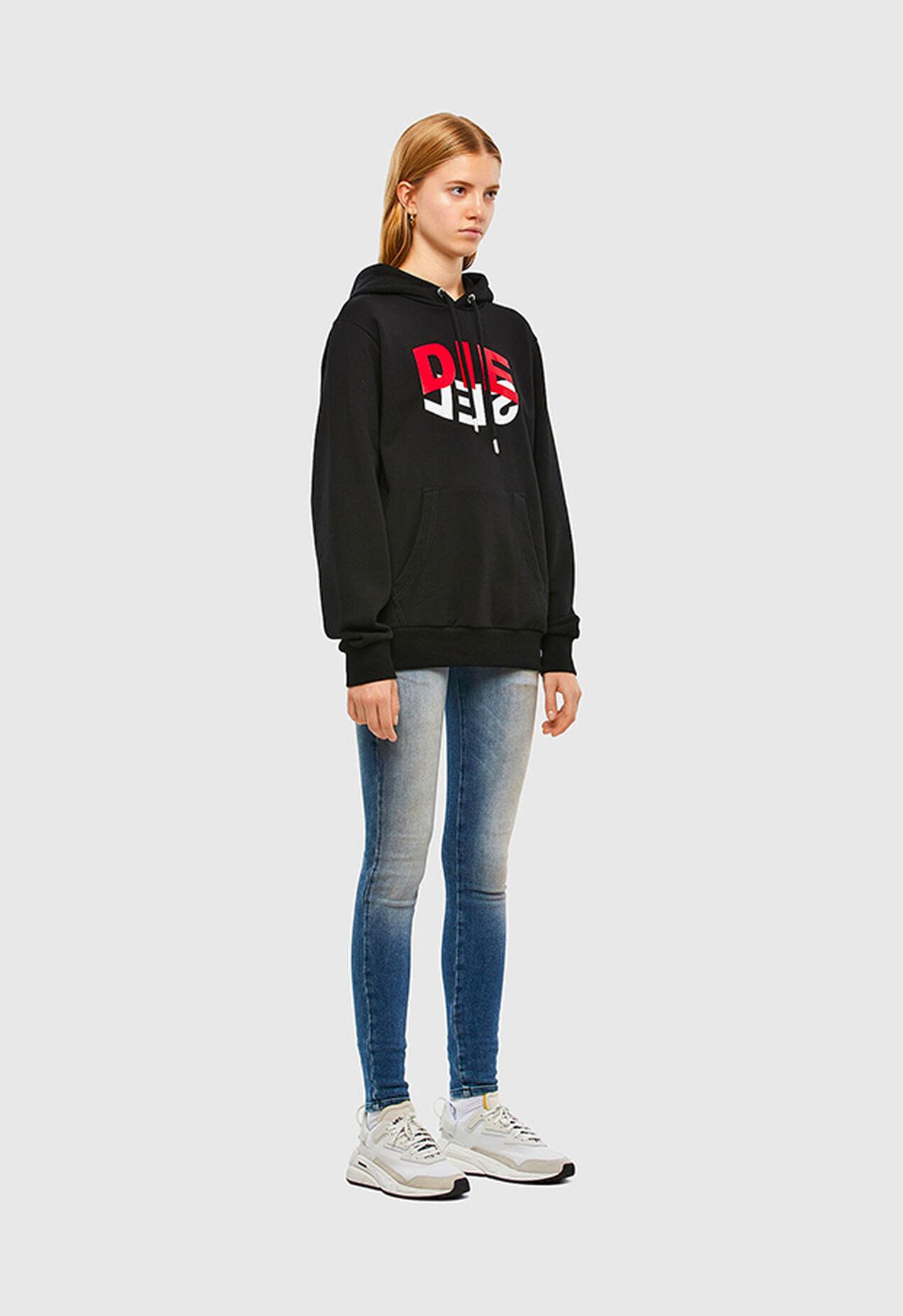 Slandy 009JJ, Mittelblau - Jeans
