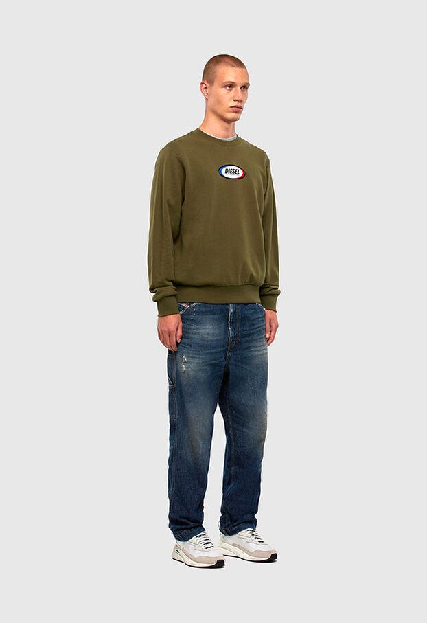 S-GIRK-N85, Weiß - Sweatshirts