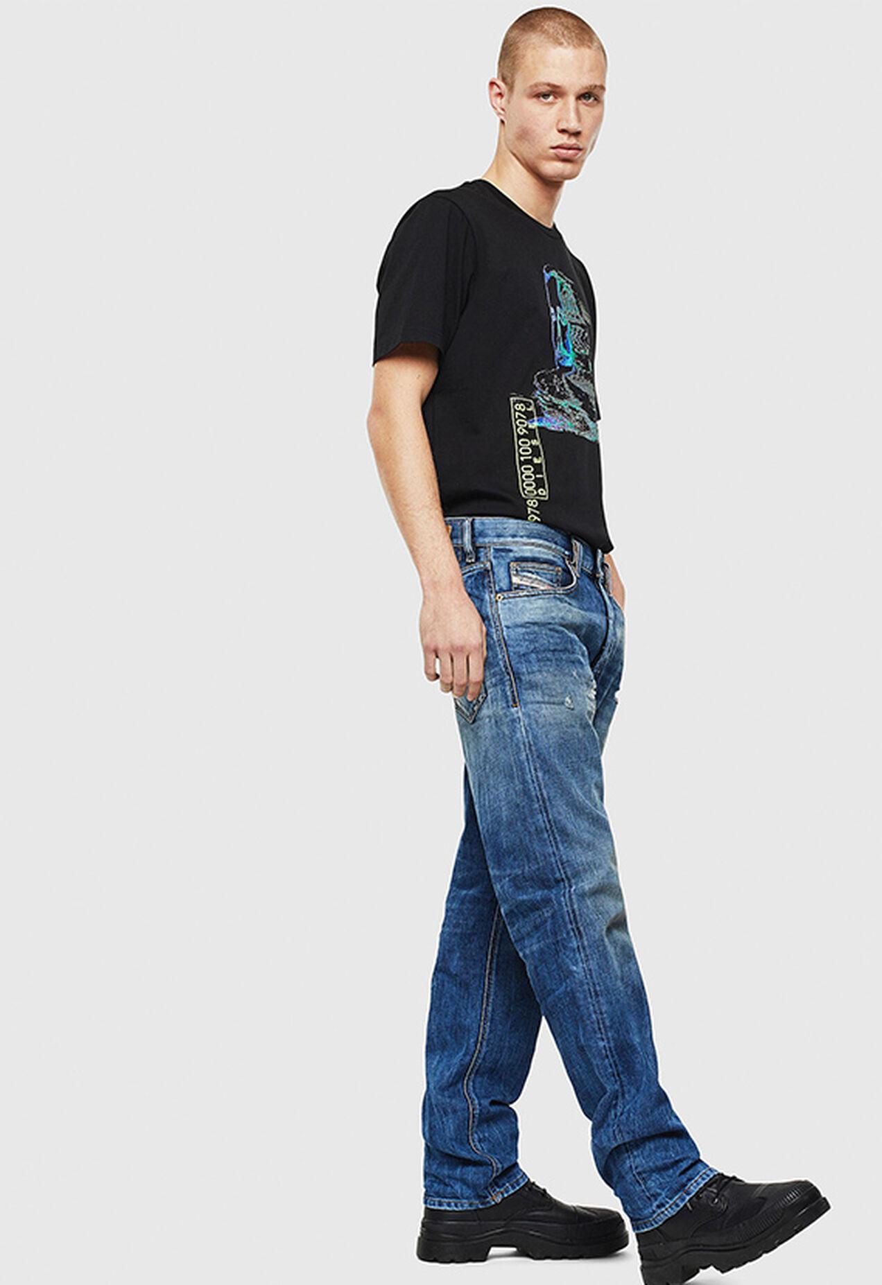D-Macs 0097I, Mittelblau - Jeans