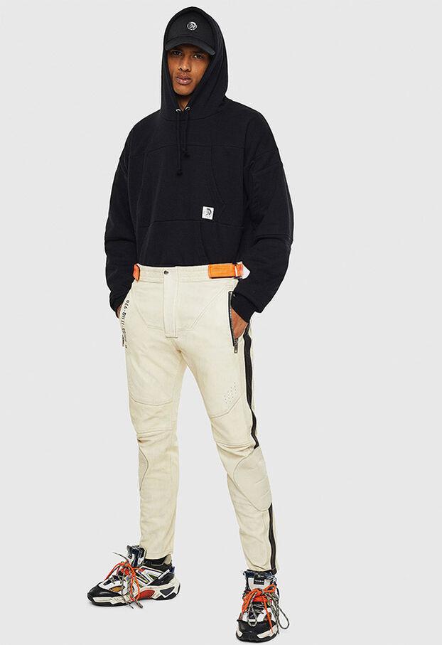 S-ALBY-POCKETS, Schwarz - Sweatshirts