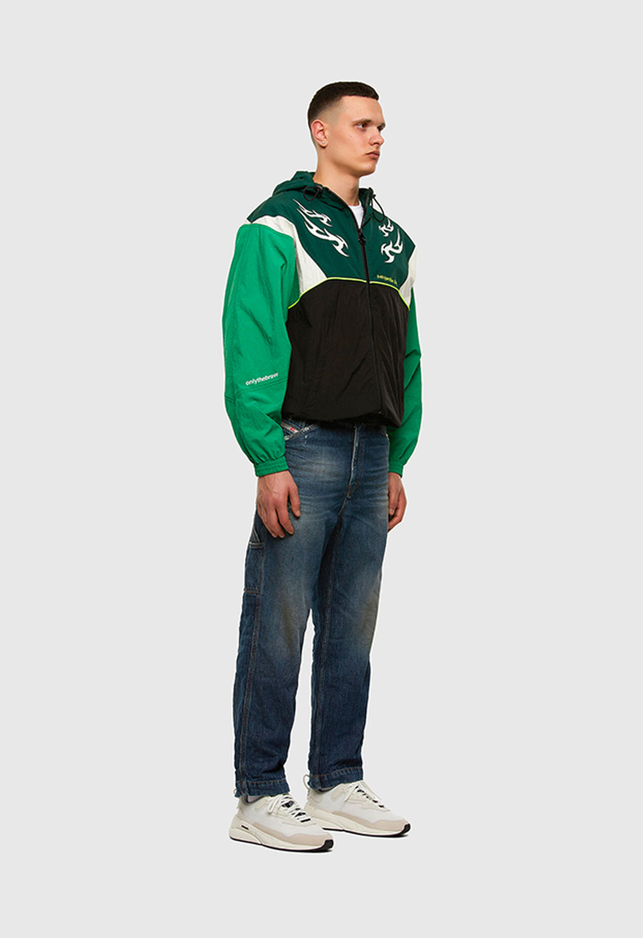 D-Franky 009EW, Dunkelblau - Jeans