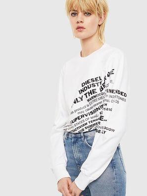 S-GIRK-S1, Weiß - Sweatshirts