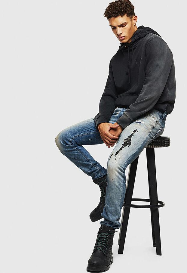 Tepphar 0097M, Hellblau - Jeans