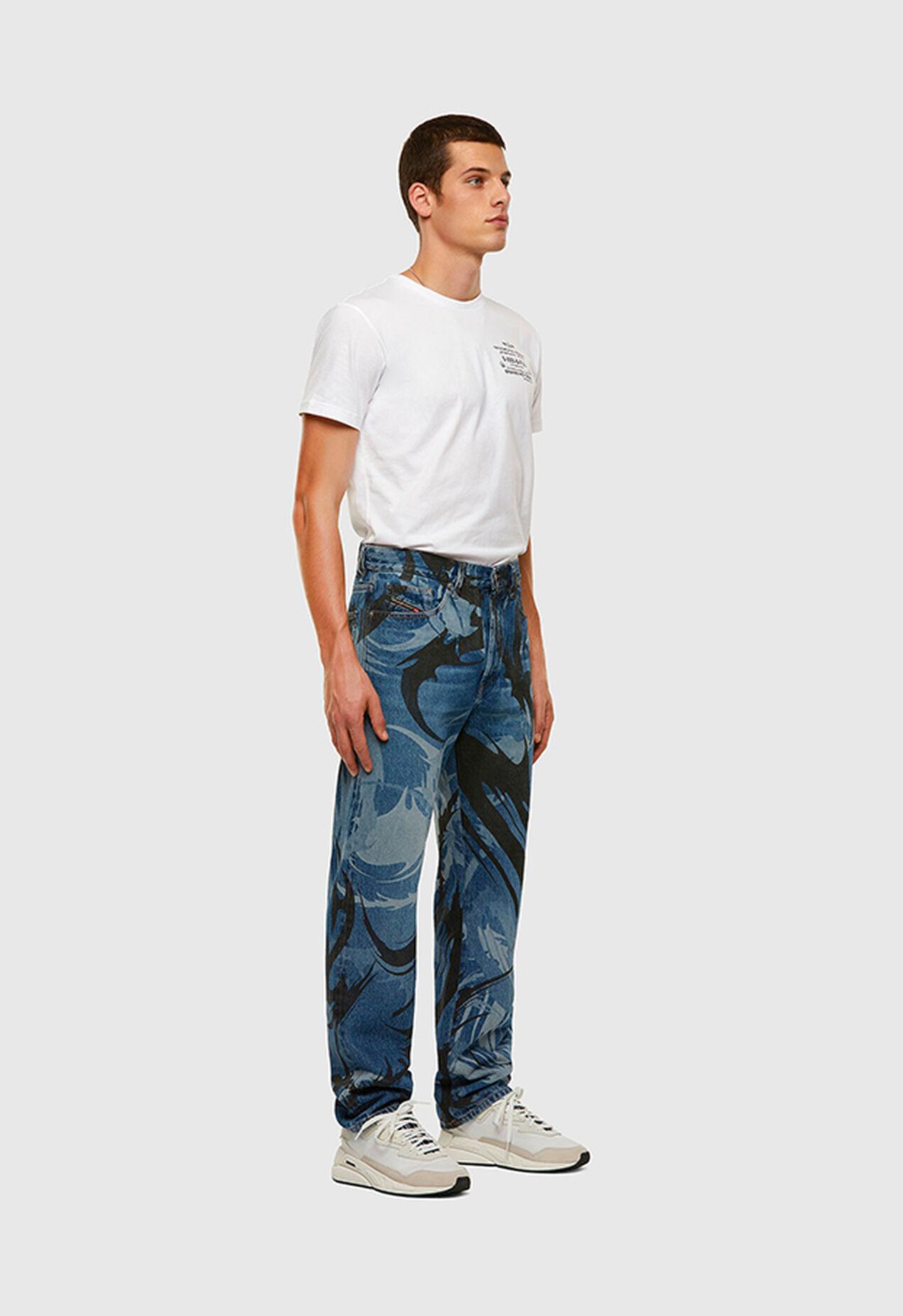 D-Macs 0079I, Mittelblau - Jeans