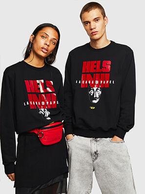 LCP-S-GIRK-HELSINKI, Schwarz - Sweatshirts