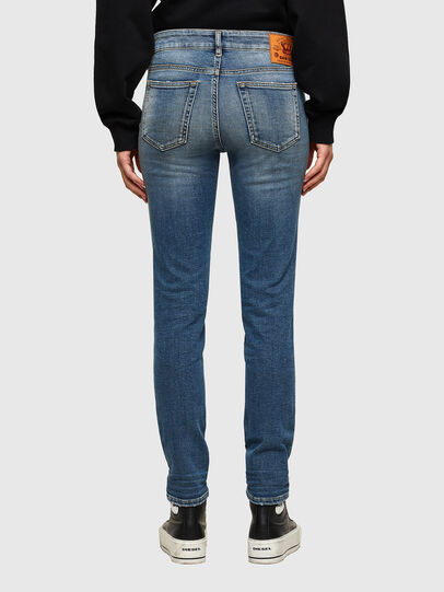 Diesel - D-Ollies JoggJeans® 069UW, Mittelblau - Jeans - Image 2