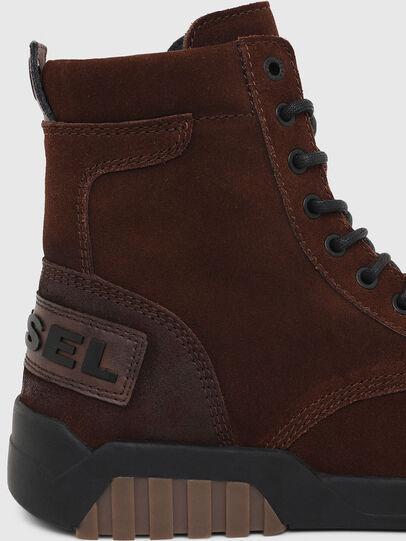 Diesel - H-RUA AM, Braun - Sneakers - Image 5