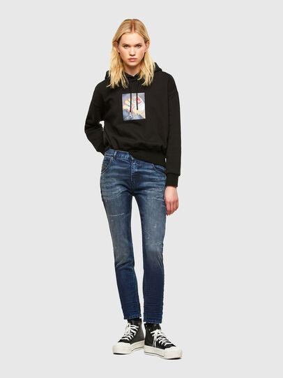 Diesel - KRAILEY JoggJeans® 069SL, Dunkelblau - Jeans - Image 5
