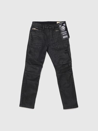 Diesel - D-PHORMER-J, Schwarz/Dunkelgrau - Jeans - Image 1