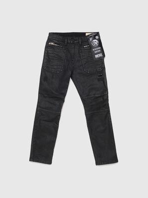 D-PHORMER-J, Schwarz/Dunkelgrau - Jeans