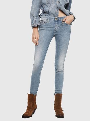 Slandy 085AC, Hellblau - Jeans