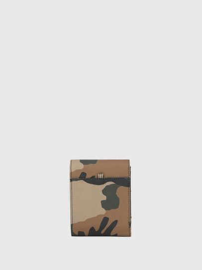 Diesel - HIRESH FD, Camouflagegrün - Kleine Portemonnaies - Image 2