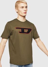 T-JUST-DIVISION-D, Armeegrün