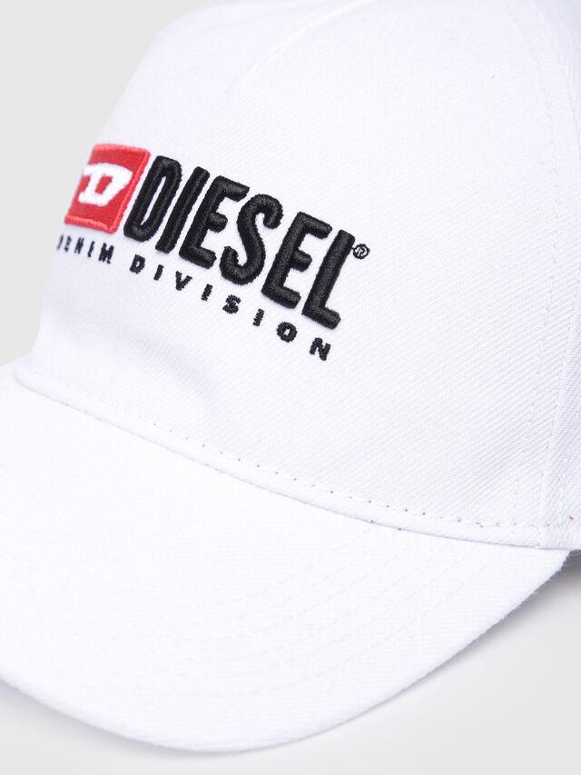 Diesel - CAKERYM-MAX, Weiß - Hüte - Image 3