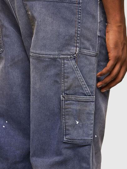 Diesel - D-Franky 009MC, Mittelblau - Jeans - Image 4