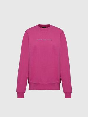 F-ANG-COPY, Fuchsie - Sweatshirts