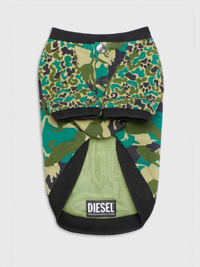 Diesel - PET-WOLF-CMF, Camouflagegrün - Weitere Accessoires - Image 4
