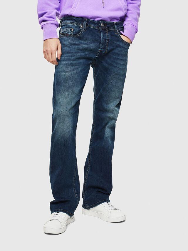 ZATINY 084BU, Jeansblau