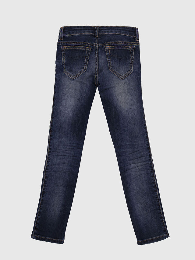 Diesel - SKINZEE-LOW-J-N, Dunkelblau - Jeans - Image 2