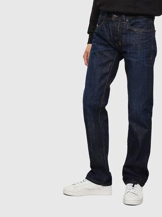 LARKEE 0806W, Jeansblau