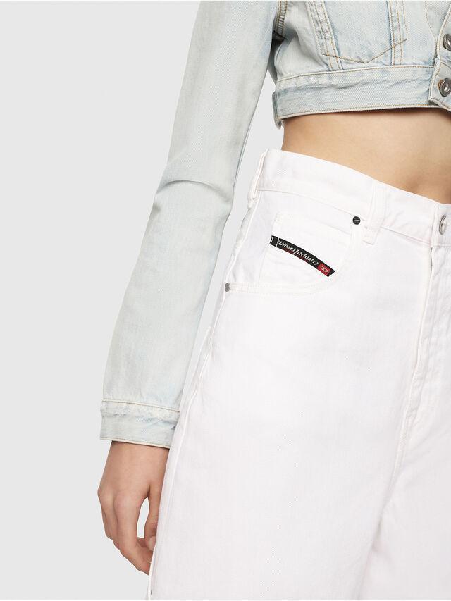 Diesel - D-Luite 069EE, Weiß - Jeans - Image 3