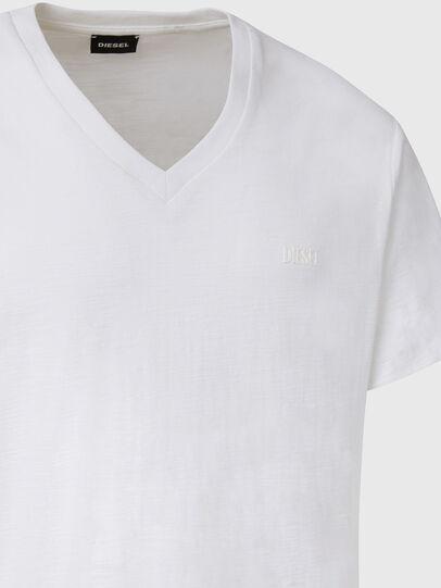 Diesel - T-RANIS-NEW2, Weiß - T-Shirts - Image 3