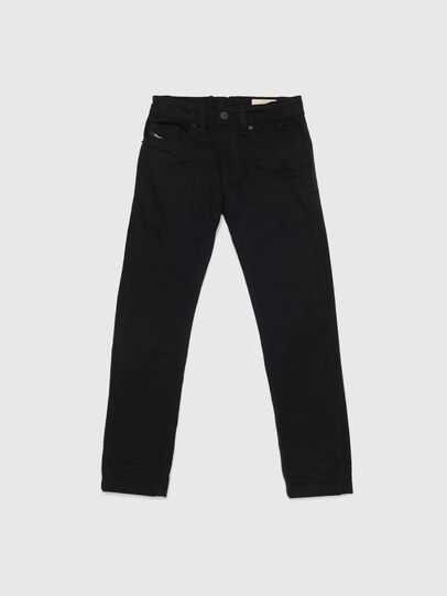 Diesel - THOMMER-J, Schwarz - Jeans - Image 1