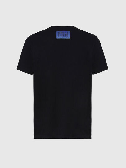 Diesel - T-DIEGOS-X70, Schwarz - T-Shirts - Image 2