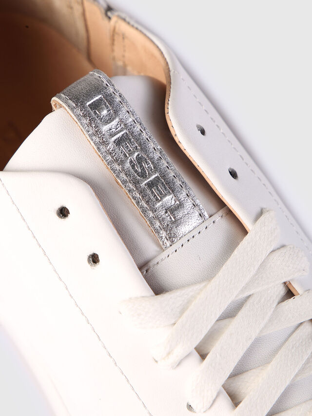 Diesel - S-NENTISH LC W, Weiß - Sneakers - Image 4