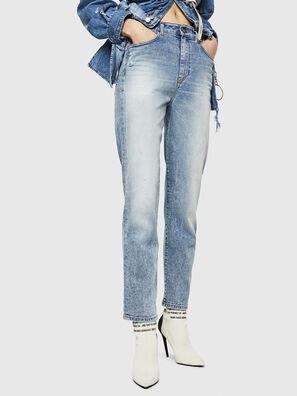 D-Eiselle 084AA, Hellblau - Jeans