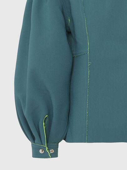 Diesel - G-ALBA, Wassergrün - Jacken - Image 5