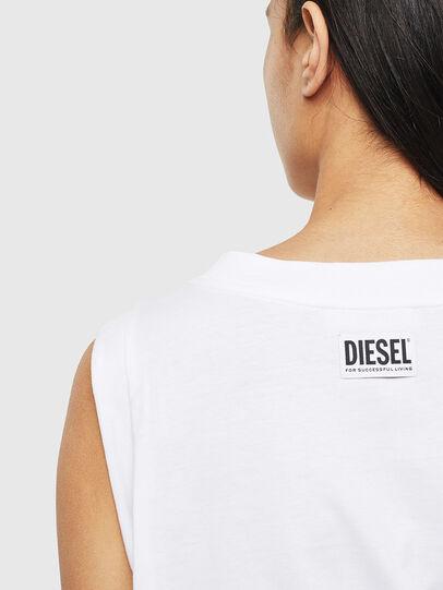 Diesel - T-HEIKA-S2, Weiß - Oberteile - Image 5