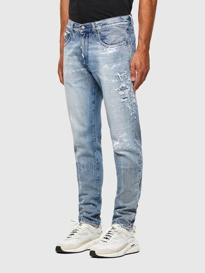 Diesel - D-Strukt 009KH, Hellblau - Jeans - Image 7
