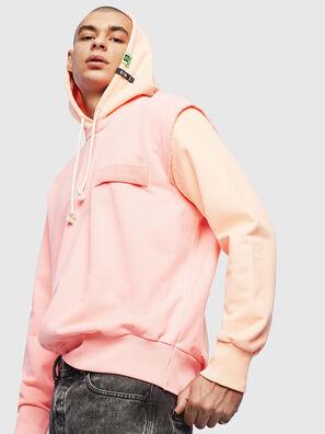 S-CRAZY, Rosa - Sweatshirts