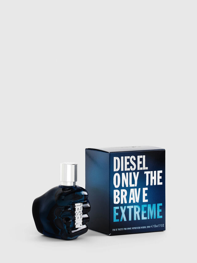Diesel - ONLY THE BRAVE EXTREME 50ML, Dunkelblau - Only The Brave - Image 1