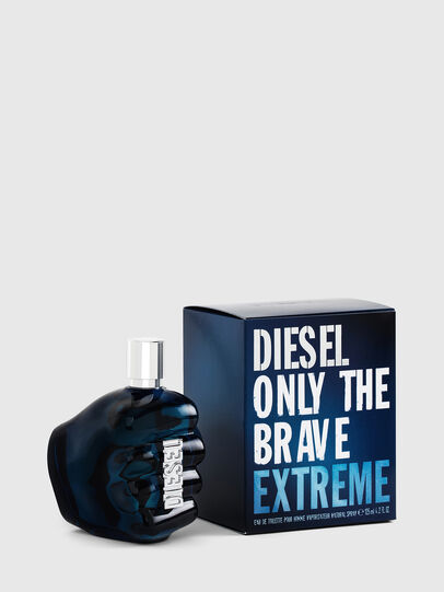 Diesel - ONLY THE BRAVE EXTREME 125ML, Dunkelblau - Only The Brave - Image 1