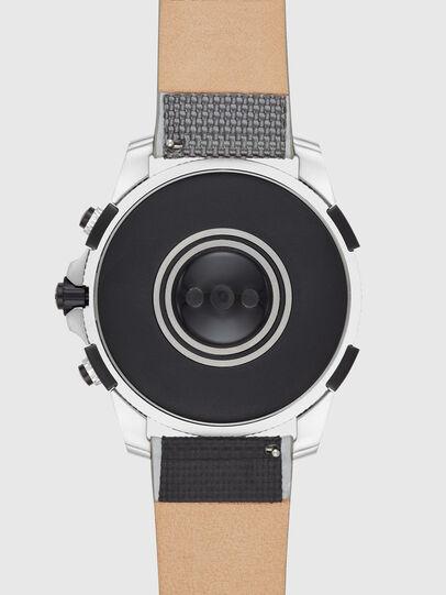 Diesel - DT2012, Grau/Schwarz - Smartwatches - Image 4
