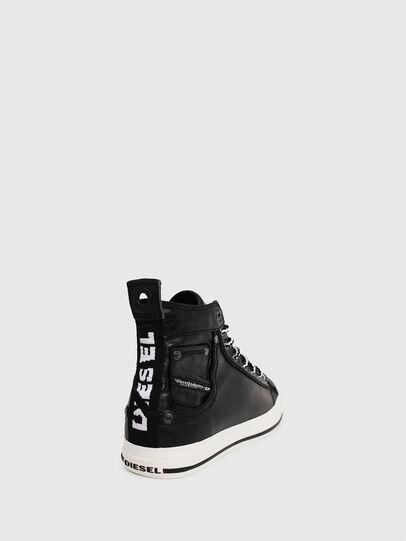 Diesel - EXPOSURE I, Schwarz - Sneakers - Image 4