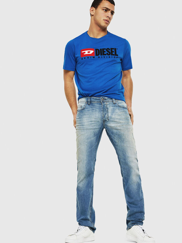 Diesel - Safado C81AP, Hellblau - Jeans - Image 5